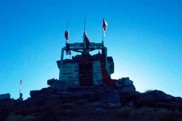 Tungnath Chandrashila top